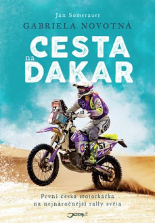 Gabriela Novotná Cesta na Dakar