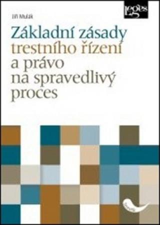 Kniha Základní zásady trestního řízení a právo na spravedlivý proces Jiří Mulák