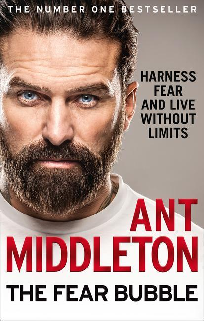 Kniha Fear Bubble ANT MIDDLETON