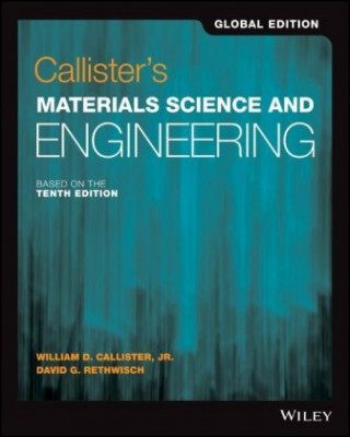 Carte Callister's Materials Science and Engineering Callister