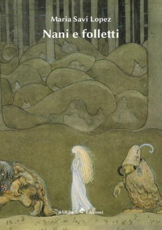 Carte Nani e folletti Maria Savi Lopez