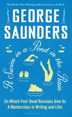 Carte Swim in a Pond in the Rain George Saunders