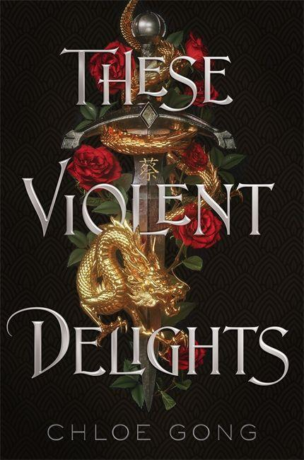 Carte These Violent Delights Chloe Gong