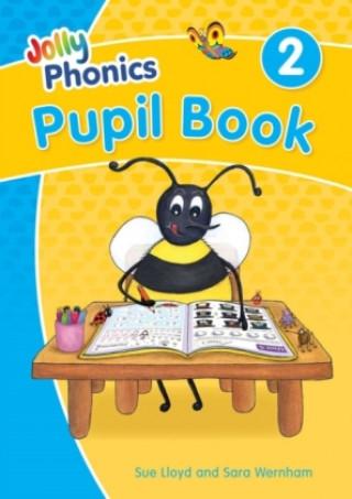 Carte Jolly Phonics Pupil Book 2 SUE LLOYD