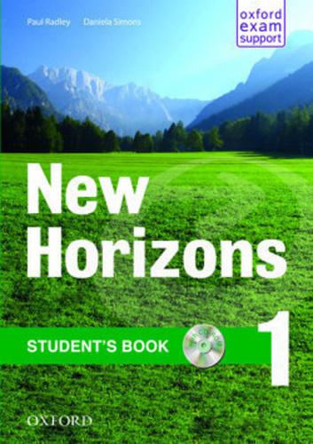 Carte New Horizons 1 Student's Book