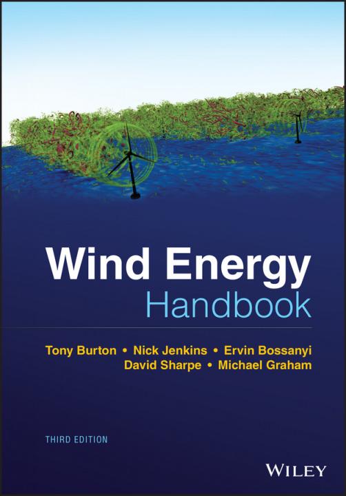 Carte Wind Energy Handbook Tony L Burton