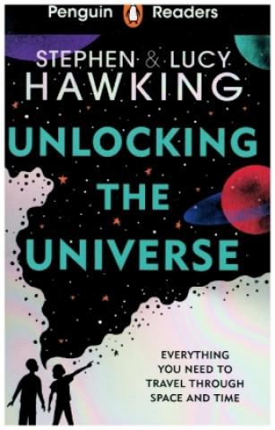 Carte Penguin Readers Level 5: Unlocking the Universe (ELT Graded Reader) Stephen Hawking