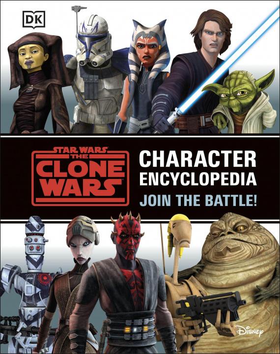 Carte Star Wars The Clone Wars Character Encyclopedia Jason Fry