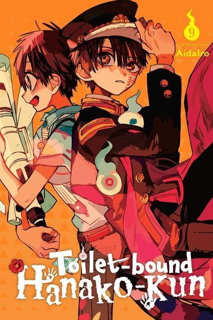 Carte Toilet-bound Hanako-kun, Vol. 9 AIDAIRO