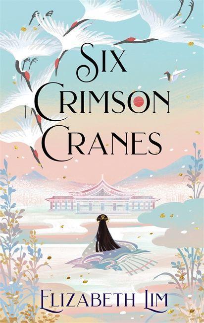 Carte Six Crimson Cranes Elizabeth Lim