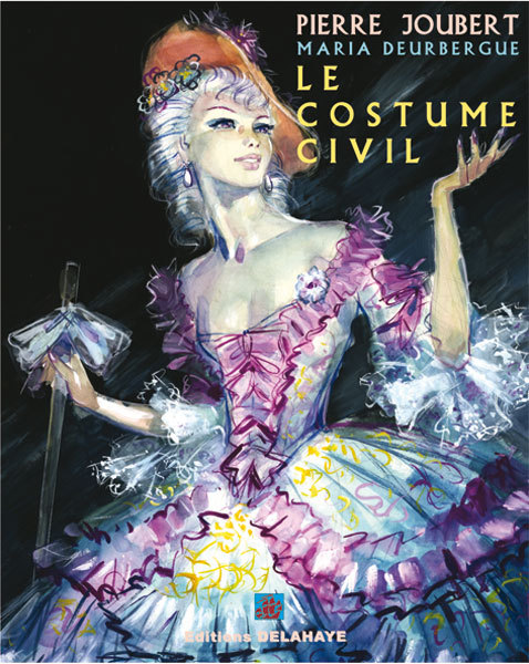 Carte Le costume civil JOUBERT
