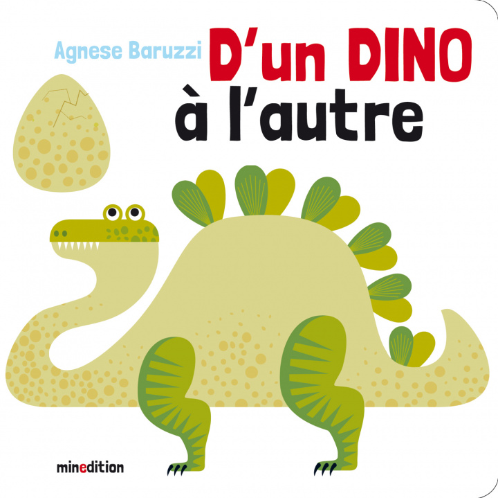 Kniha D'un DINO à l'autre Baruzzi agnese