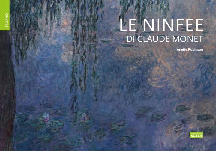 Carte Les Nymphéas de Claude Monet ITA - Le Ninfee di Claude Monet Anette ROBINSON