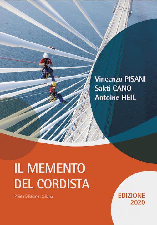 Könyv Il memento del cordista Vincenzo