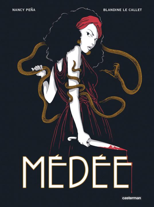Könyv Médée, l'intégrale Pena/le Callet