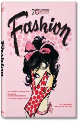 Könyv 20th Century Fashion. 100 Years of Apparel Ads NIEDER