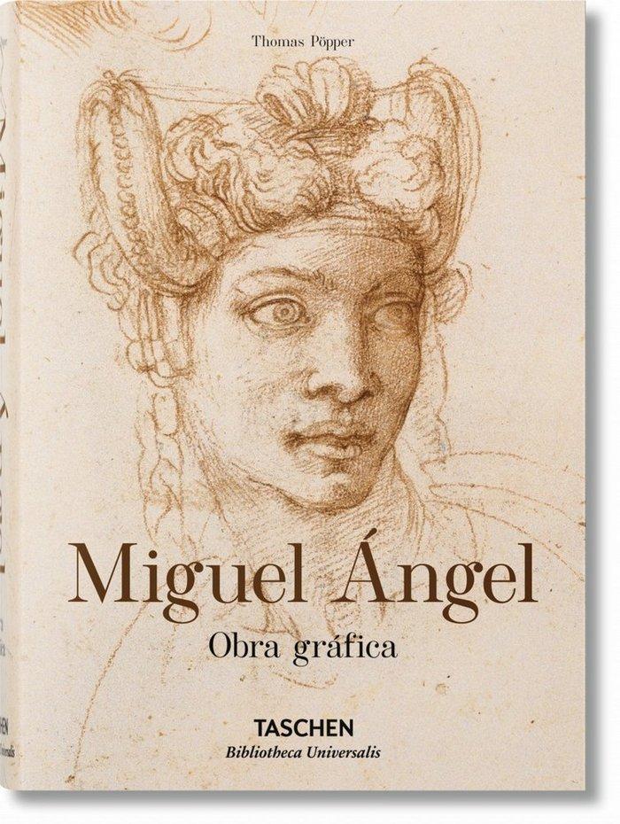 Carte Miguel Ángel. Obra gráfica Pöpper