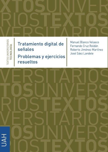 Kniha Tratamiento digital de señales. Problemas y ejercicios resueltos. Cruz Roldán