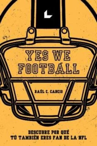 Carte Yes We Football C. Cancio
