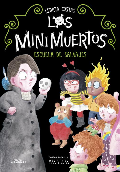 Könyv ESCUELA DE SALVAJES COSTAS
