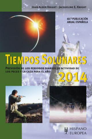 Carte Tiempos solunares 2014 KNIGHT