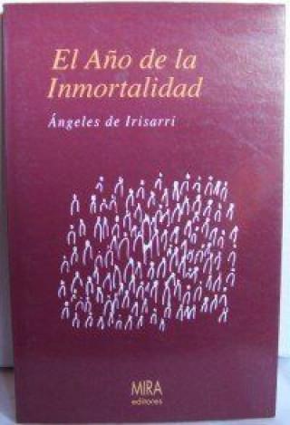 Könyv El año de la inmortalidad IRISARRI