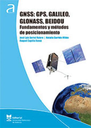 Kniha GNSS: GPS, Galileo, Glonass, Beidou. Fundamentos y métodos de posicionamiento Berné Valero