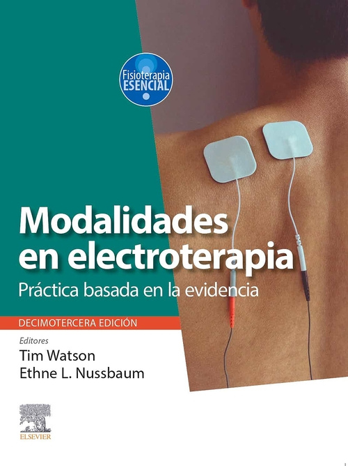 Carte MODALIDADES EN ELECTROTERAPIA 13ª ED