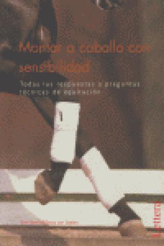 Carte MONTAR A CABALLO CON SENSIBILIDAD BONHOF