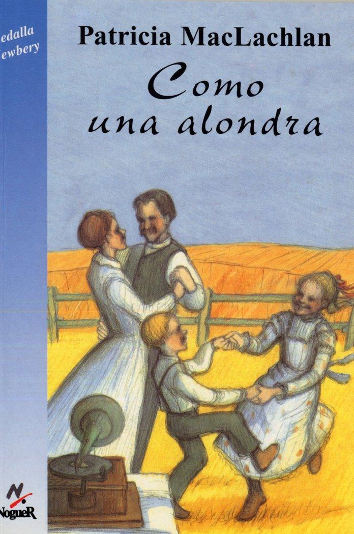 Könyv Como una alondra MacLachlan