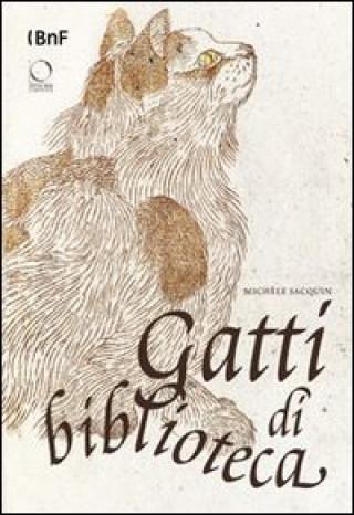 Carte Gatti di biblioteca Michèle Sacquin